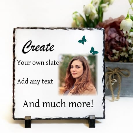 Create Your Own Photo Slate