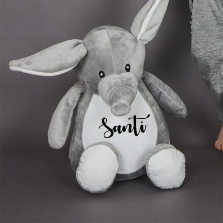 Personalised Elephant