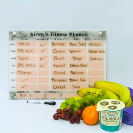 Ladies Fitness Planner