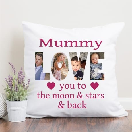 Love you to the moon  : Cushion