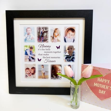 Personalised Frame, the little moments