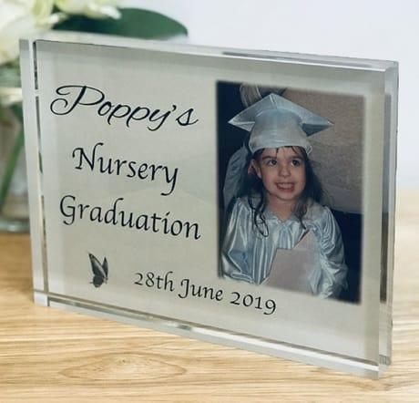 Nursery Graduation Keepsake