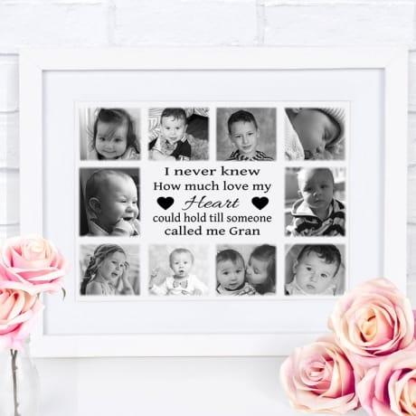 Photo Collage - Love