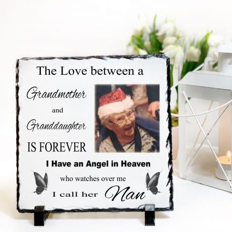 Personalised Slate : The Love Between