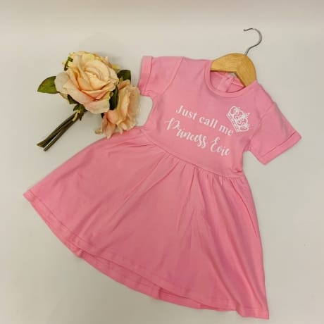 Personalised Princess Dress