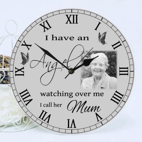 I have an Angel : Clock