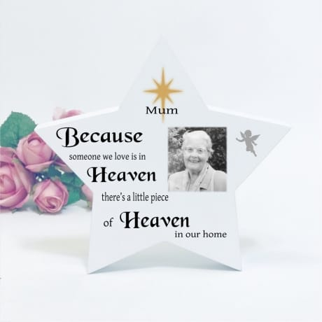 Because Someone We Love Is In Heaven - Star
