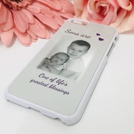 Personalised Phone case - Life's greatest blessings