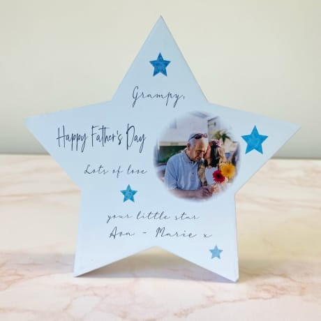 Father's Day Star