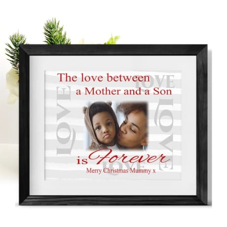 Christmas Frame - The love between