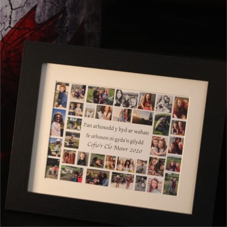 35 Photo Collage - Welsh Lockdown memories